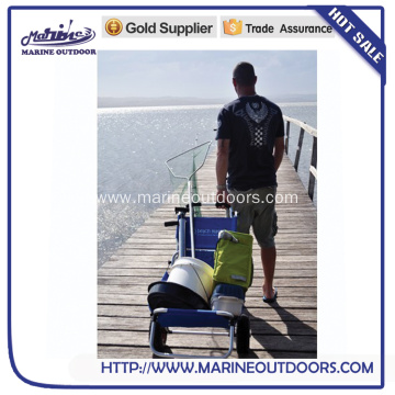 High quality fishing hand trolley latest products in market